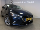 Mazda 2 1.5 SKYLEASE GT automaat: leder en carplay
