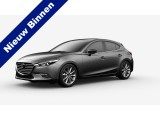 Mazda 3 2.0 120PK GT-M / direct leverbaar / Ook private lease mogelijk! (MACHINE GREY)