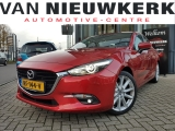 Mazda 3 Skyactiv-G 120 pk Skylease GT Leder 18 Inch Head up