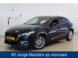 Mazda 3 2.0 Sports Edition APPLE CARPLAY! Met exclusieve spoilerset rondom, sportief!
