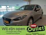 Mazda 3 2.0 GT-M AUTOMAAT, Climate, Cruise, Navigatie, Leer, Bose