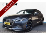 Mazda 3 2.0 SkyActiv-G 120 GT-M ,LIMITED EDITION, Sport Pakket, White Leather Pack,