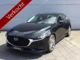 Mazda 3 SEDAN SkyActiv-G Comfort + Bose + Leather + 18-inch velgen