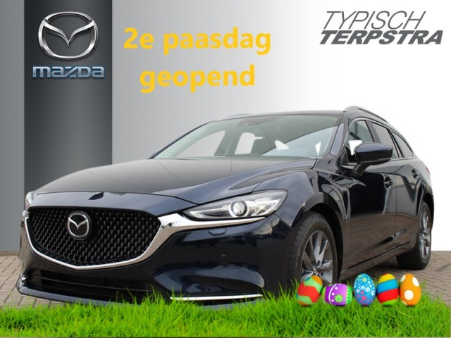 Mazda 6 Sportbreak 165 Business Comfort Choice Automaat Nieuw