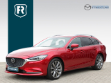 "Mazda 6 Sportbreak 2.0 SkyActiv-G Signature I Automaat I 19""I Leder I Apple Carplay Open"