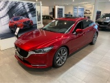 Mazda 6 2.2 Diesel 184pk Luxury SEDAN Soul Red Crystal