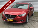 "Mazda 6 Sportbreak 2.0 TS+ Lease Pack Trekhaak 19"" Lmv"