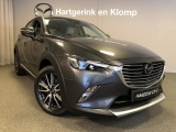 Mazda CX-3 2.0 GT-M Pure White Pack Style