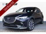 Mazda CX-3 2.0 SkyActiv-G 120 GT-M Black Leather Pack kenteken 2019!