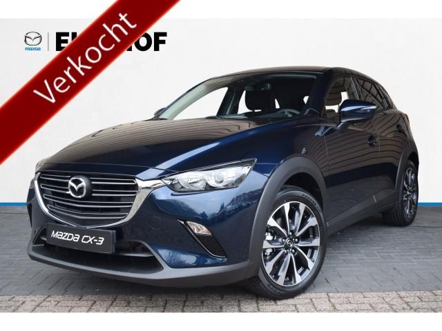 Mazda Cx 3 2 0 Skyactiv G 120 Sport Selected Rijklaar Prijs 2019