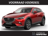 Mazda CX-3 SKYACTIV-G 120 GT-M Black Leather Pack *NIEUW*