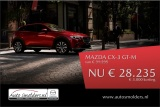 Mazda CX-3 2.0 GT-M incl. metallic lak