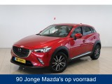 Mazda CX-3 2.0 GT-M trekhaak wit leer .