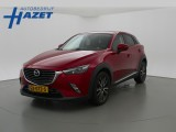 Mazda CX-3 1.5 SKYACTIV D 105 SKYLEASE GT + LEDER / HEAD-UP / STOELVERWARMING / LED / DAB