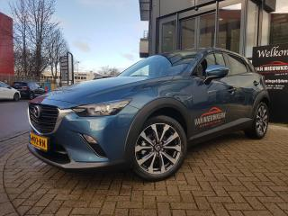 CX-3 2.0 SKYACTIV-G 120pk Sport Selected 18 inch