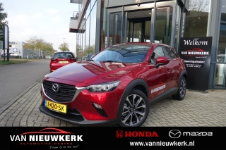 CX-3 2.0 SKYACTIV-G 121pk Sport Selected 18inch Climate Cruise