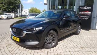 CX-30 Skyactiv-G 122pk Comfort Leather Pack Elec achterklep!