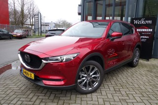 CX-5 2.5 SKYACTIV-G 194pk 2WD Automaat Signature Sunroof Nappa Leder Top Model