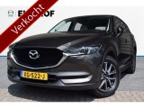 Mazda CX-5 2.0 SkyActiv-G 165 Luxury Pure White lederen bekleding Trekhaak