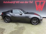 Mazda MX-5 RF 2.0 SkyActiv-G 160 GT-M | LEER | BOSE | NAVIGATIE | LED | NIEUW!! | ALL-IN!!