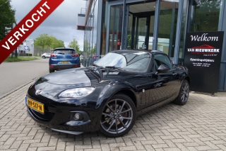 MX-5 1.8 126PK Roadster Coupé Hanabi Limited Edition