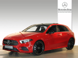 Mercedes-Benz A-Klasse 180 d Launch Edition