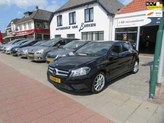 Mercedes Benz A Klasse 180climate Controlcruise Controllmvelgenhalfleren Bekleding
