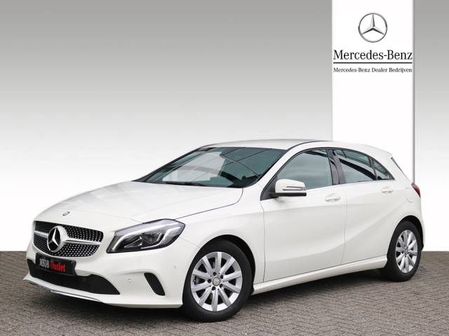 Mercedes Benz A Klasse 180 D Lease Edition Plus Tweedehands Auto S