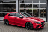 Mercedes-Benz A-Klasse 220 AMG 190pk Premium Distronic Plus * Pano * Night-pakket * 19 inch