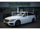 Mercedes-Benz C-Klasse Estate 180 AMG Sport Edition (automaat) / LEDER / NIGHT PAKKET / NAVI