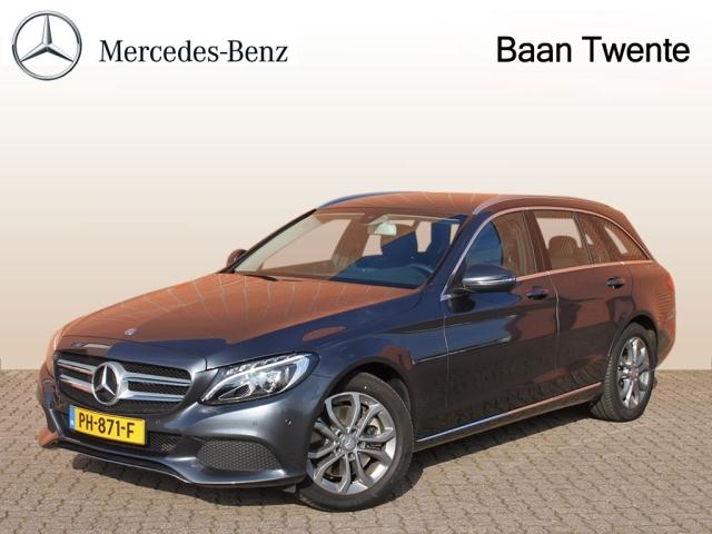 Mercedes-Benz C 300 h Estate