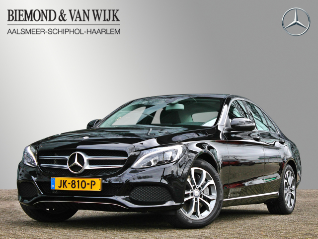 Mercedes Benz C Klasse 350 E Plug In Hybrid Avantgarde Automaat 15