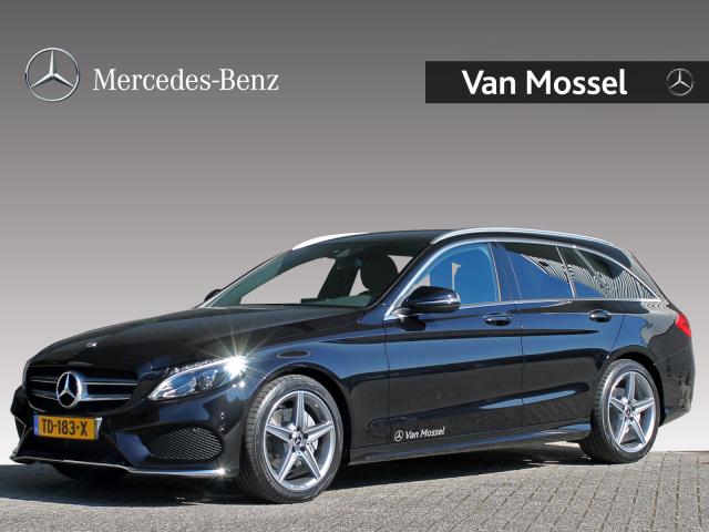 Mercedes Benz C Klasse Estate 180 156pk 9g Tronic Amg Line