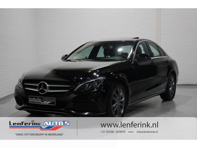 Mercedes Benz C Klasse 200 D 135pk Avantgarde Interieur Exterieur