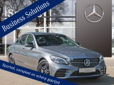Mercedes-Benz C-Klasse 180d AUT., BUSINESS SOLUTION AMG NIGHT