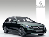 Mercedes-Benz C-Klasse Estate 200 Business Solution Line: AMG Automaat