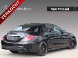 Mercedes-Benz C-Klasse C63s AMG/ Night/ Panorama/ Burmester/ Performance uitlaat