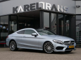 Mercedes-Benz C-Klasse Coupé C250 Prestige | AMG | slechts 24.000km | distronic + | LED | Panorama..