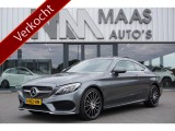 "Mercedes-Benz C-Klasse Coupé 250 AUT7 AMG 19"" PANORAMADAK DISTRONIC HEAD-UP"