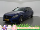 Mercedes-Benz C-Klasse Estate 43 AMG 4MATIC 416 PK AUT9 BTW - MAT BLAUW + DISTRONIC PLUS / PANORAMA