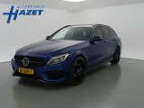 Mercedes-Benz C-Klasse Estate C43 AMG 4MATIC 416 PK AUT9 BTW - MAT BLAUW + DISTRONIC PLUS / PANORAMA
