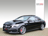 Mercedes-Benz CLA 45 AMG 4MATIC