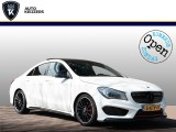 Mercedes-Benz CLA 200 Ambition AMG Panoramadak Kleppen uitlaat Camera Leer