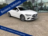Mercedes-Benz CLA 200 BUSINESS SOLUTION, PROGRESSIVE, SMARTPHONE, GETINT GLAS, DAB
