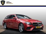 Mercedes-Benz E-Klasse Estate 200 AMG Panoramadak Adaptief Cruise Widescreen Burmester FULL