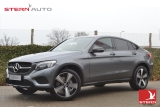 Mercedes-Benz GLC Coupé GLC 250 d 4-Matic Ambition Exclusive Automaat,Trekhaak