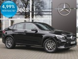 Mercedes-Benz GLC 220d 4MATIC COUPÉ, AMG-LINE, RIJASSISTENTIEPAKKET, TREKHAAK, COMPANY CAR, UW VOO