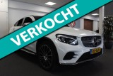 Mercedes-Benz GLC Coupé 220 d 4MATIC Business Solution AMG 5 deurs leer schuifdak navi