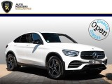 Mercedes-Benz GLC Coupé 300 4MATIC AMG LED Open Dak Trekhaak Leer Camera Clima Groot Scherm Nav