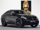 Mercedes-Benz GLE Coupé 63 AMG 4MATIC Black-Pack